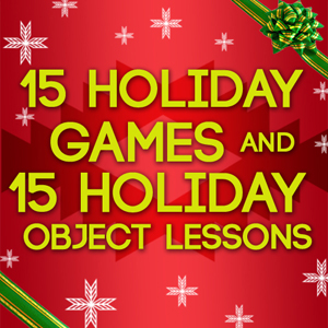 Youth Ministry Thanksgiving & Christmas Games & Object Lessons ...