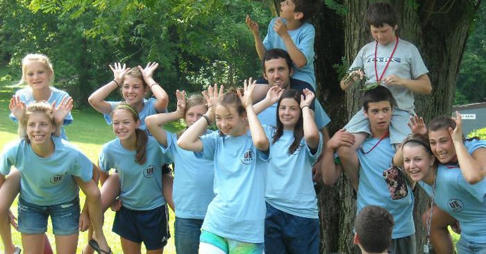 Holy Spirit Catholic Parish - Junior High Youth Group