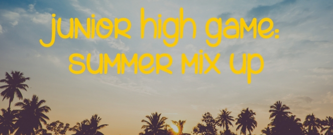 youth-group-game-summer-mix-up